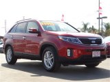 2014 Remington Red Kia Sorento LX #91643243