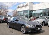 2013 Mineral Grey Metallic BMW 3 Series 335i xDrive Sedan #91642773
