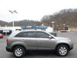 2012 Titanium Silver Kia Sorento LX AWD #91642918