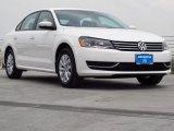 2014 Candy White Volkswagen Passat 1.8T Wolfsburg Edition #91643497