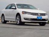 2014 Candy White Volkswagen Passat TDI SEL Premium #91643494
