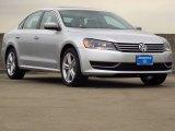 2014 Reflex Silver Metallic Volkswagen Passat 1.8T SE #91643492