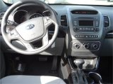 2015 Kia Sorento LX AWD Dashboard