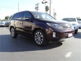2014 Remington Red Kia Sorento SX V6 AWD #91643193