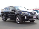 2014 Ebony Black Kia Sorento Limited SXL #91643190