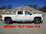 2014 White Diamond Tricoat GMC Sierra 1500 Denali Crew Cab 4x4 #91643459