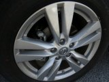 Nissan Quest 2014 Wheels and Tires