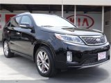 2014 Ebony Black Kia Sorento Limited SXL #91643168
