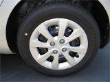 Kia Rio 2014 Wheels and Tires