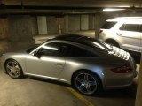 2008 Arctic Silver Metallic Porsche 911 Targa 4S #91704586