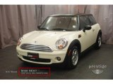 2007 Pepper White Mini Cooper Hardtop #9100743