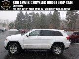 2014 Bright White Jeep Grand Cherokee Laredo 4x4 #91704071