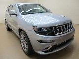 2014 Billet Silver Metallic Jeep Grand Cherokee SRT 4x4 #91703874