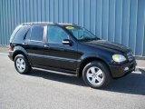 2005 Black Mercedes-Benz ML 500 4Matic #9105564