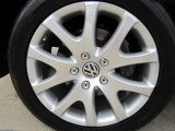 Volkswagen Touareg 2 Wheels and Tires