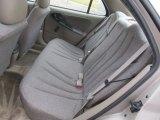 2003 Chevrolet Cavalier Sedan Rear Seat