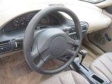 2003 Chevrolet Cavalier Sedan Dashboard