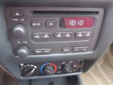 2003 Chevrolet Cavalier Sedan Controls