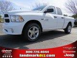 2014 Bright White Ram 1500 Express Quad Cab #91704119