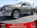 2014 Prairie Pearl Coat Ram 1500 Big Horn Crew Cab #91704118