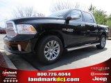 2014 Black Ram 1500 Laramie Limited Crew Cab #91704115