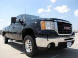 2008 GMC Sierra 2500HD SLE Extended Cab Data, Info and Specs