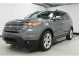 2011 Sterling Grey Metallic Ford Explorer Limited 4WD #91703798