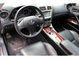 2007 Lexus IS Interiors