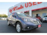 2012 Twilight Blue Metallic Honda CR-V EX #91704004