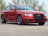 2014 Audi S4 Prestige 3.0 TFSI quattro Front 3/4 View
