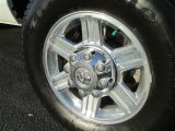Ram 2500 2013 Wheels and Tires