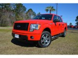 2014 Race Red Ford F150 STX SuperCrew 4x4 #91704407