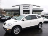 2009 White Opal Buick Enclave CXL AWD #91704217