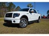 2014 Oxford White Ford F150 FX4 SuperCrew 4x4 #91704403