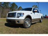 2014 Oxford White Ford F150 King Ranch SuperCrew #91704397
