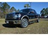 2014 Kodiak Brown Ford F150 XLT SuperCrew #91704396