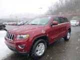 2014 Deep Cherry Red Crystal Pearl Jeep Grand Cherokee Laredo 4x4 #91704343