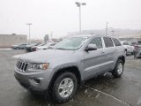 2014 Billet Silver Metallic Jeep Grand Cherokee Laredo 4x4 #91704339