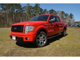 2014 Race Red Ford F150 STX SuperCrew #91754866