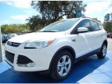 2014 White Platinum Ford Escape SE 1.6L EcoBoost #91754745