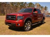 2014 Ruby Red Ford F150 FX4 SuperCrew 4x4 #91754865