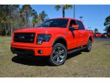2014 Race Red Ford F150 FX4 SuperCrew 4x4 #91754861