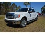 2014 Oxford White Ford F150 XLT SuperCrew #91754859