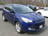 2014 Deep Impact Blue Ford Escape SE 1.6L EcoBoost 4WD #91754906