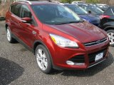 2014 Sunset Ford Escape Titanium 2.0L EcoBoost 4WD #91754897