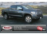 2014 Magnetic Gray Metallic Toyota Tundra 1794 Edition Crewmax 4x4 #91754612