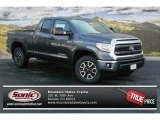 2014 Magnetic Gray Metallic Toyota Tundra SR5 TRD Double Cab 4x4 #91754610
