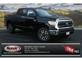 2014 Black Toyota Tundra SR5 TRD Crewmax 4x4 #91754609
