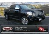 2014 Attitude Black Metallic Toyota Tundra Platinum Crewmax 4x4 #91754608