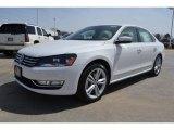 2014 Candy White Volkswagen Passat TDI SEL Premium #91754823